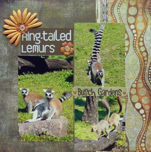 Ring-tailedLemurs